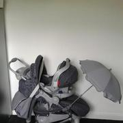 grecco pram and car seat