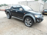 Mitsubishi L200 Warrior DI DC Diesel Auto great condition