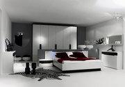 Knightsbridge bedroom furniture-Knightsbridge High Gloss Finish Bedroo